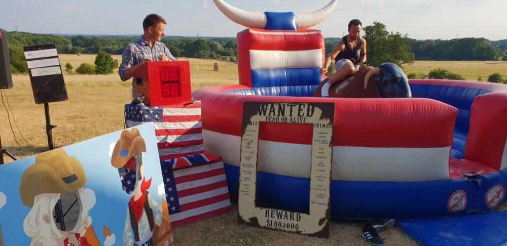 Rodeo Bull Hire (4)