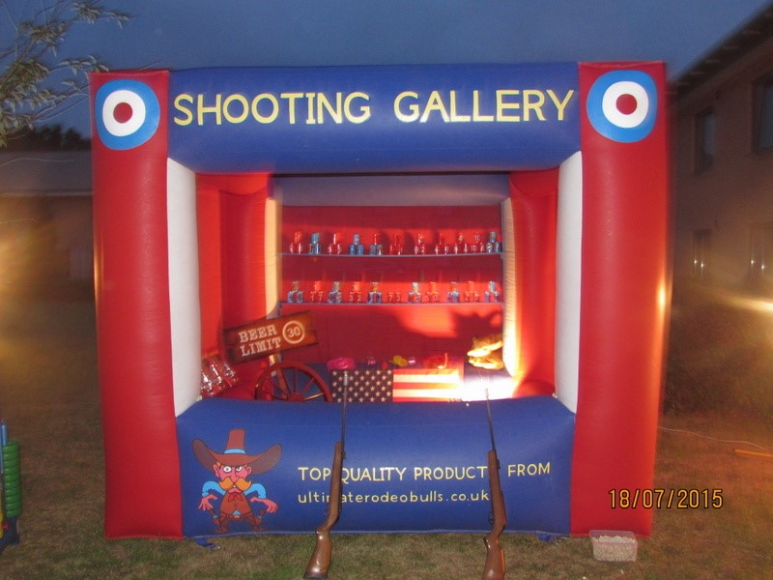 CORK SHOOTING GALLERY SIDE STALL