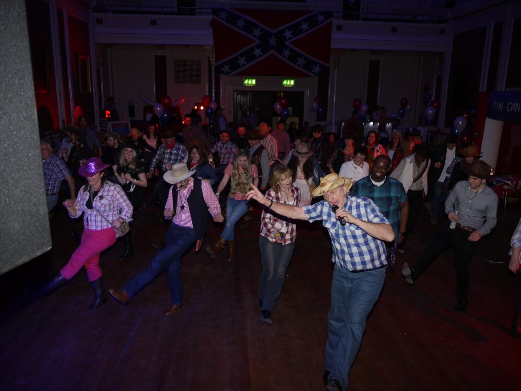 LINE DANCE INSTRUCTOR HIRE